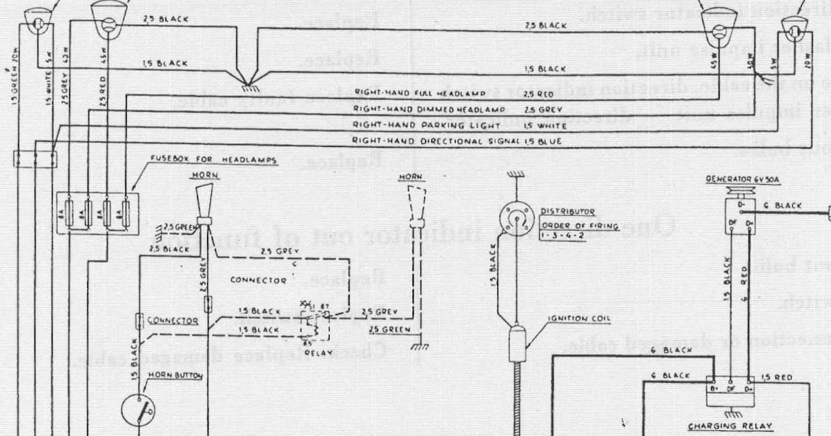 diagram wiring switch
