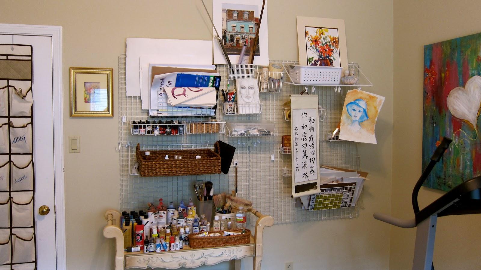 My Little Art Studio