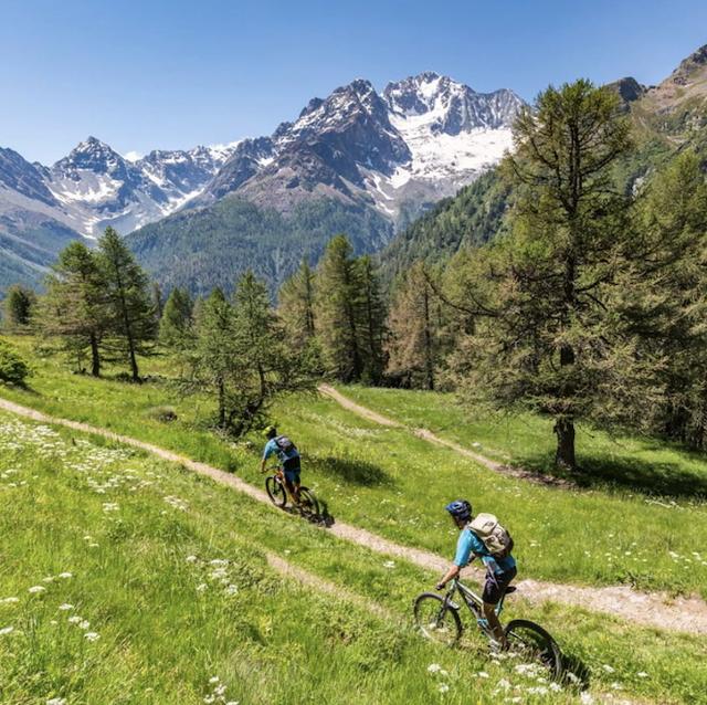Passeggiate Tirano Valtellina