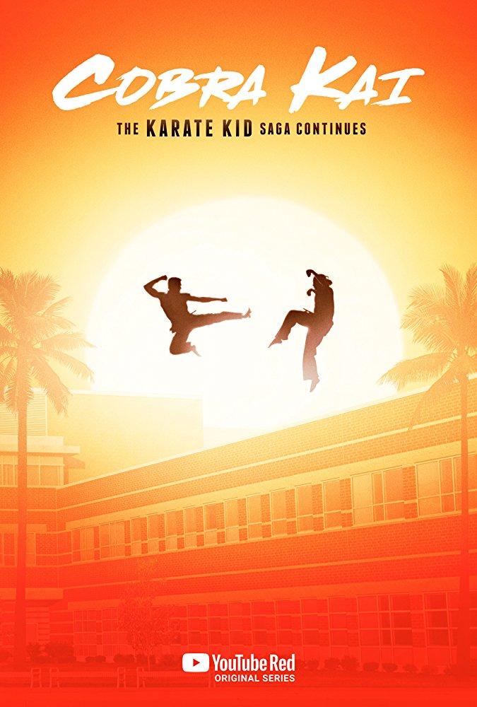 COBRA KAI - The Karate Kid saga continues with Full