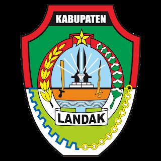 Logo Kabupaten Landak Vector