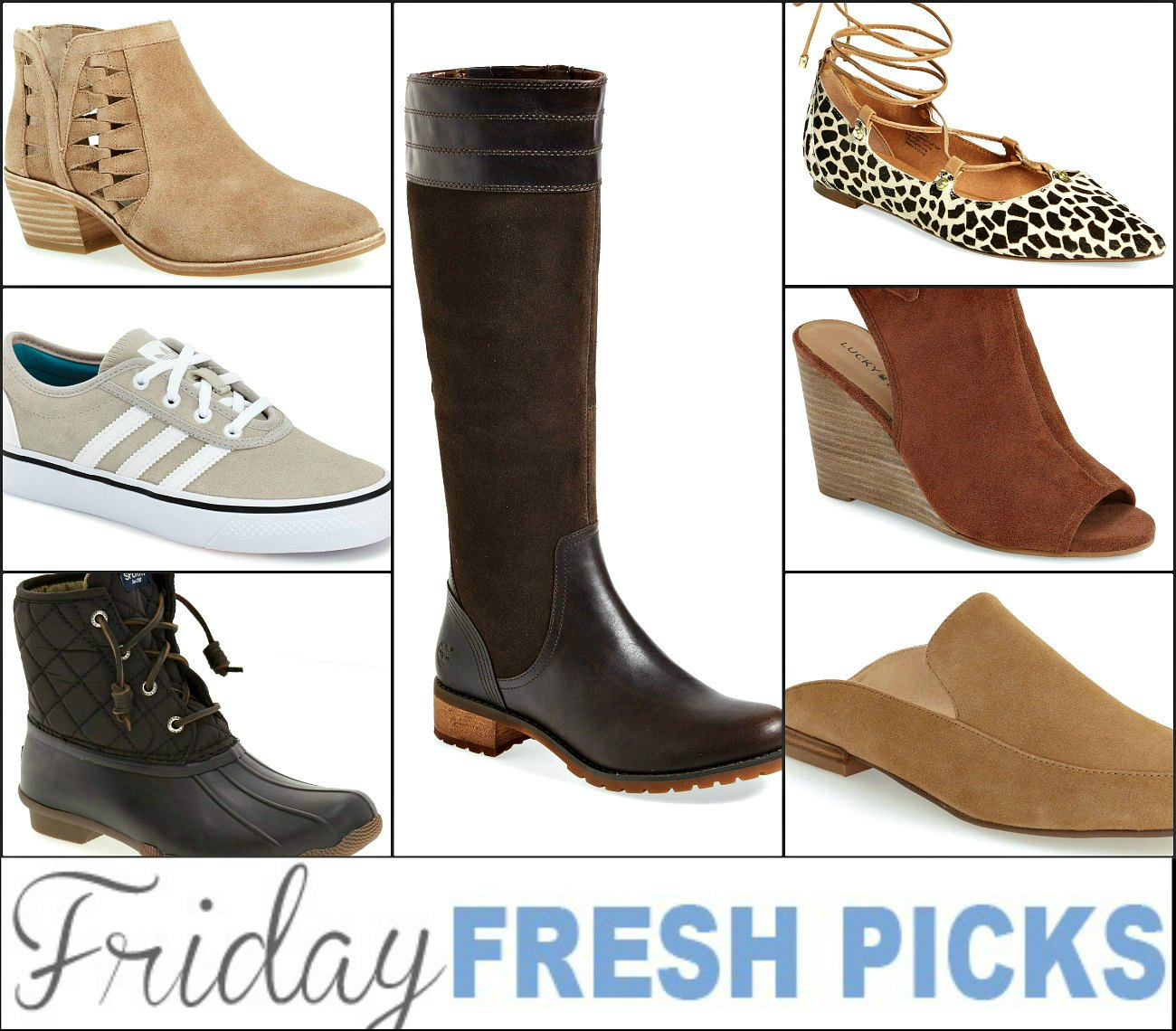 MY FAVORITE SHOES FOR FALL