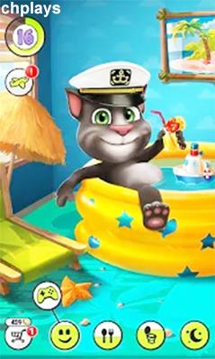 Tải My Talking Tom - Game Mèo Tom Trên Điện Thoại, PC b