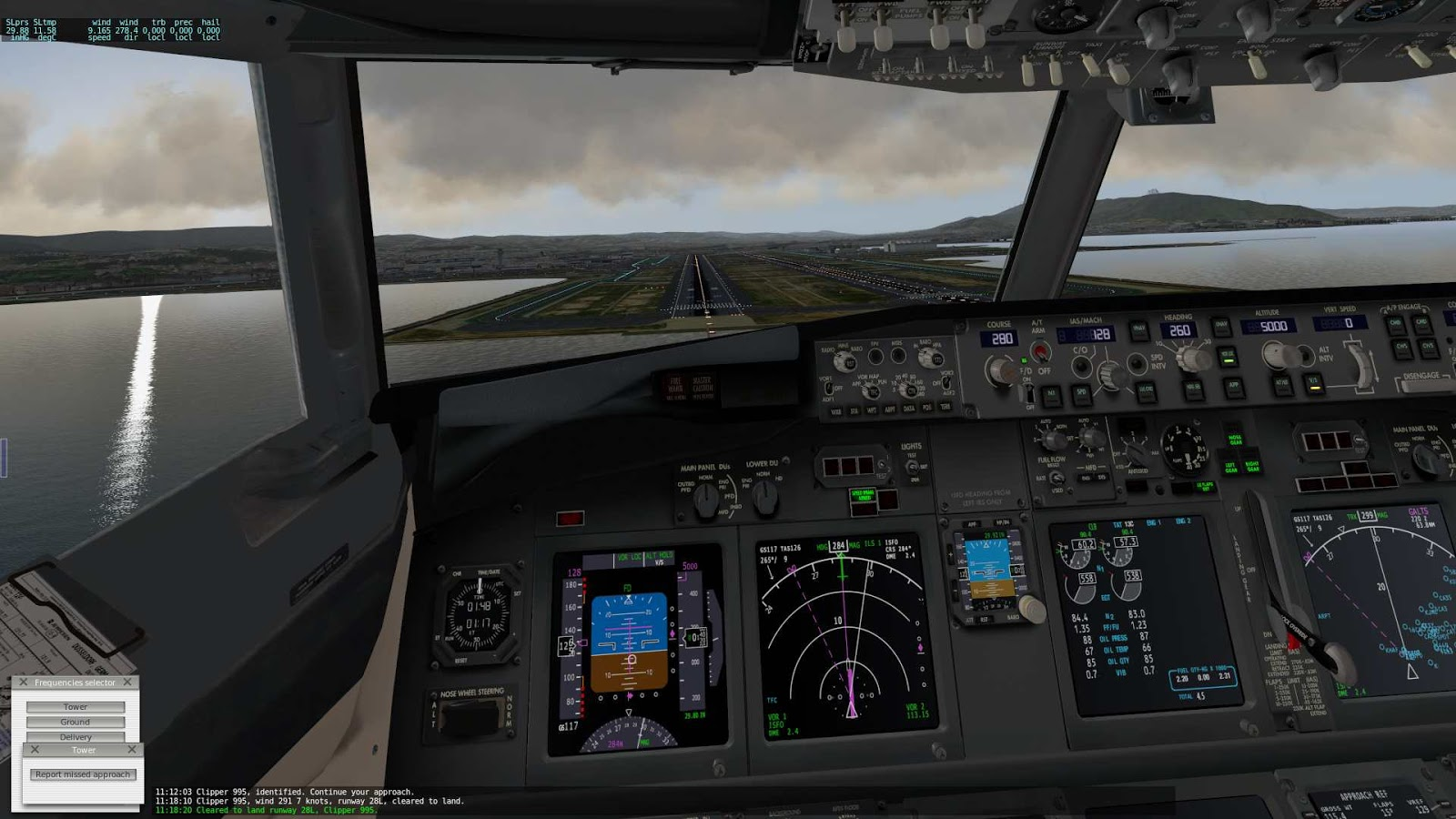 South West Flight Simulation: x737project version 5 is here!