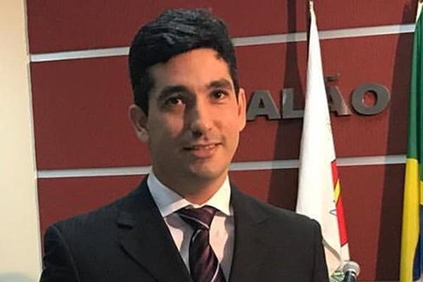 Rógeres Henrique é eleito o novo presidente da Câmara de Várzea, RN para o biênio 2019/2020