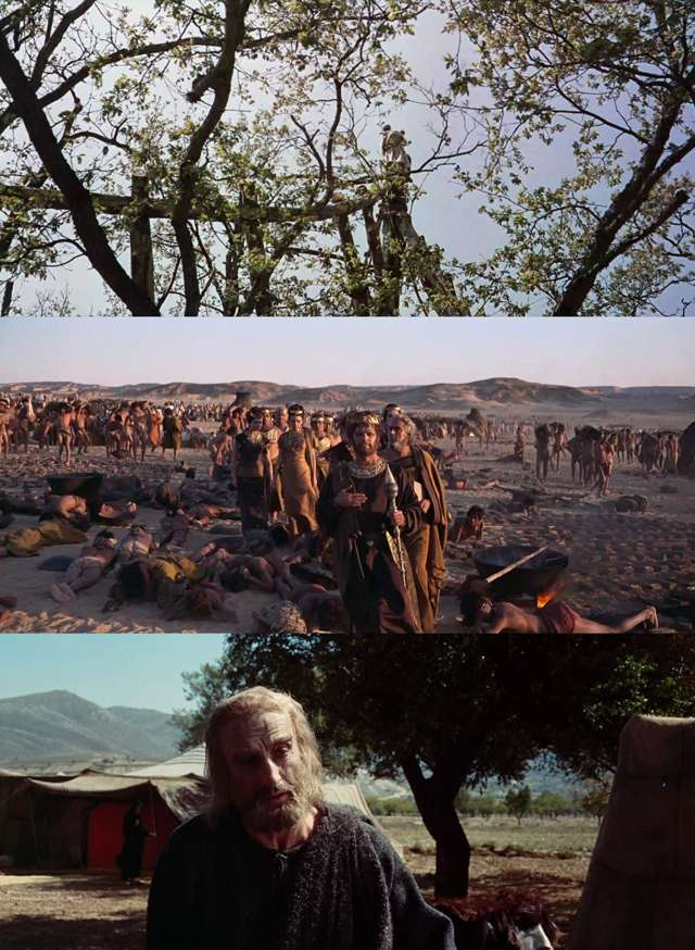 La Biblia En el Principio (1966) HD 1080p Latino