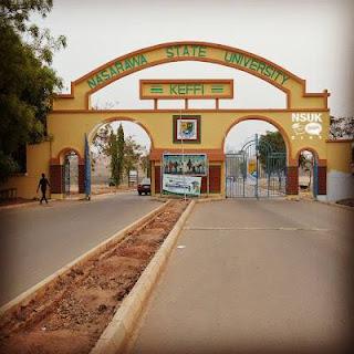 Nasarawa State University Keffi, NSUK