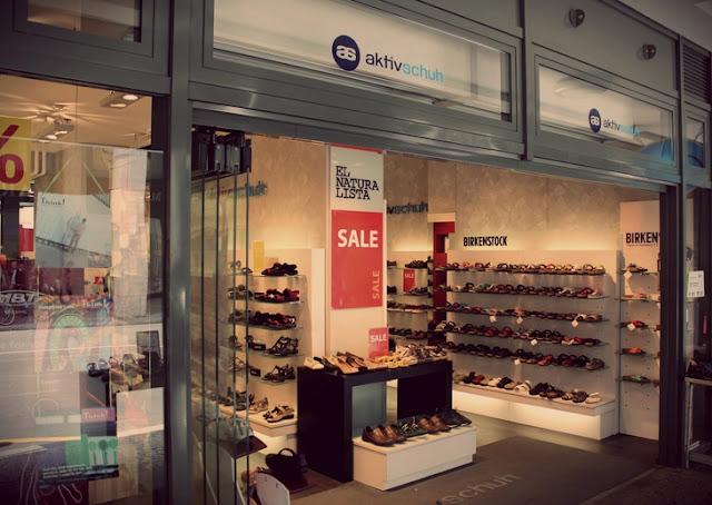 Aktiv Schuh na Friedrichstrasse