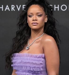 every single Fenty Beauty product Rihanna used to create RiRi's look