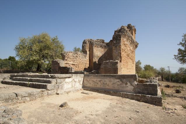 Estoi-Vila romana de Milreu