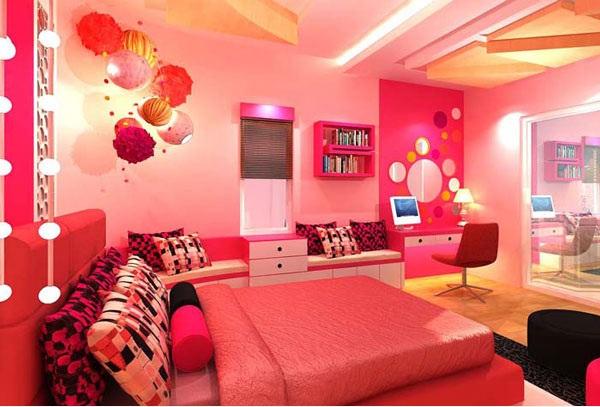 belle chambre de fille design - chambre de fille