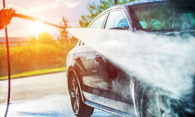 5 tips mecuci mobil dengan benar