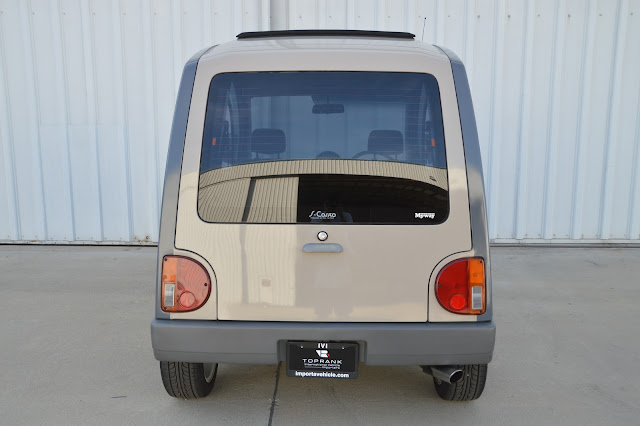 1989 NISSAN S-CARGO FOR SALE IN CYPRESS, CALIFORNIA