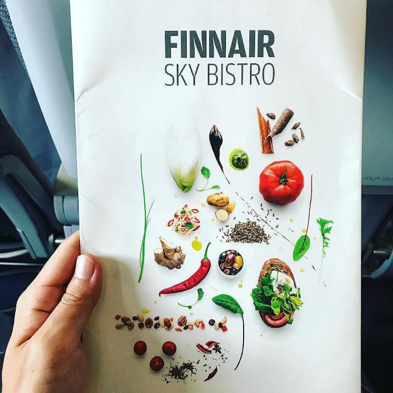 フィンエアー AY825 フィンランド・ヘルシンキ=ドイツ・フランクフルト (2017年6月) 搭乗時の機内食内容