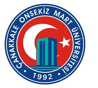 جامعة الثامن عشر من مارس  Çanakkale Onsekiz Mart Üniversitesi التركية