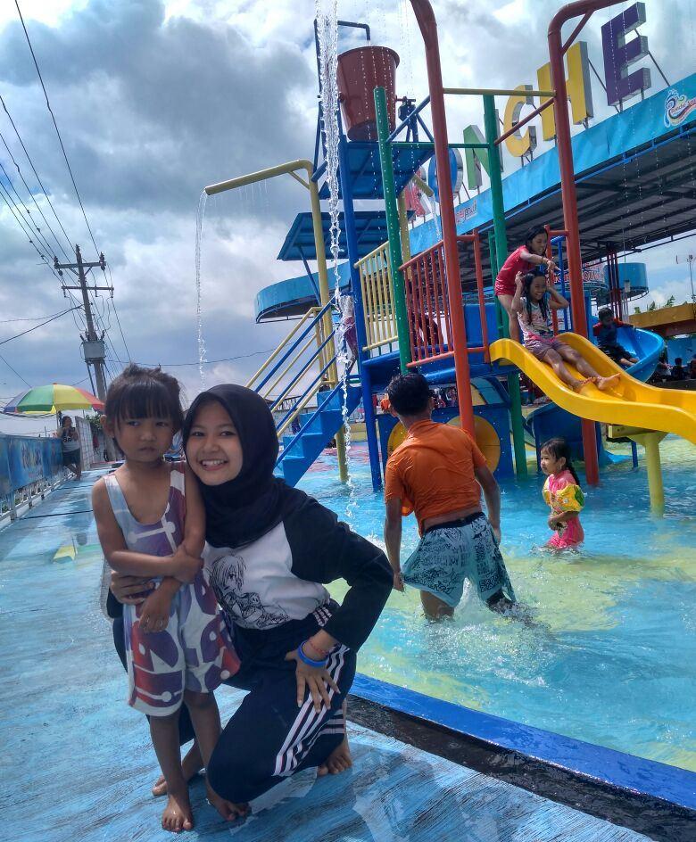 Ronche Square Wisata Anak Dan Keluarga Moga Pemalang