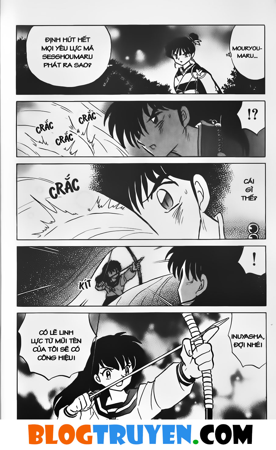 Inuyasha vol 37.8 trang 7