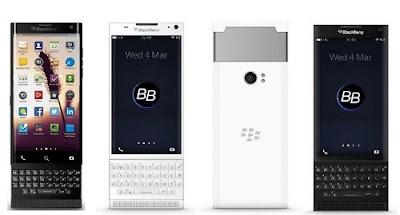 Spesifikasi Dari Blackberry Priv