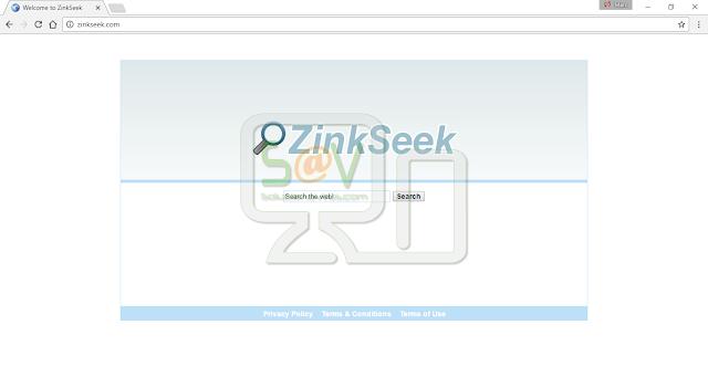Zinkseek.com (Hijacker)