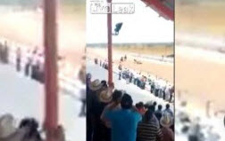 Carrera de Caballos con Final Fatal