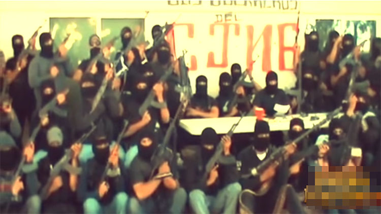 """EL CARTEL JALISCO NUEVA GENERACIÓN DE SER """"MANDADEROS"""" DEL CHAPO AHORA SON EL CARTEL MAS PODEROSO DE MÉXICO"""
