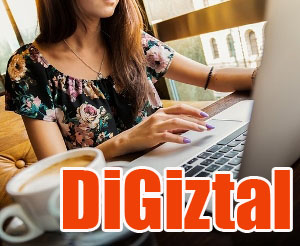 DiGiztal with frequently asked tech questions with answers in plain English