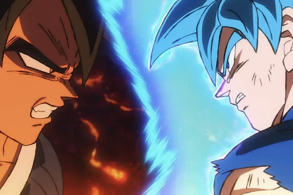 Dragon Ball Super Broly (2019) Review: It Was a Blast