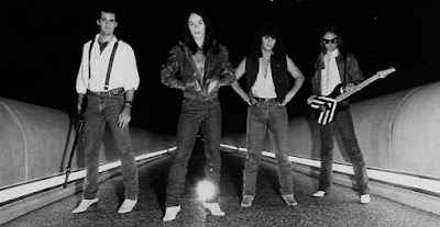White Sister Dennis Churchill Garri Brandon Richard Wright Rick Chadock aor melodic rock