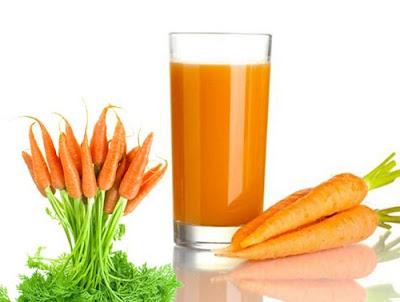 Cà rốt sạch