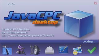 EmuCR: JavaCPC Desktop