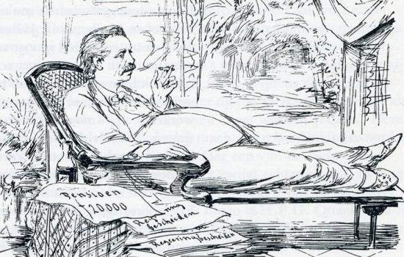 Pidato Bahasa Sunda Multatuli Asisten Residen Lebak Banten Tahun 1854