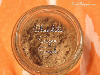 How to Make a Chocolate Body Scrub - The chocolate body scrub has many advantages. Chocolate happens to be a powerful antioxidant. It helps free the skin of radicals that cause wrinkles on the surface. When combines with strawberry, it makes a more portent body scrub. Here is how to make your own strawberry chocolate body scrub.
