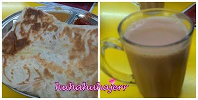 Minum Teh Tarik dan Makan Roti Canai, Dating Dengan En. Suami...