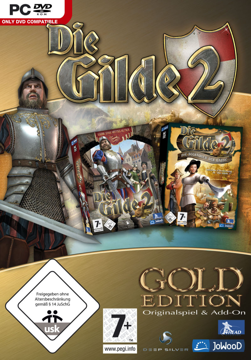 The Guild 2: Gold Edition