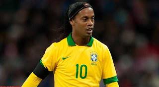 Ronaldinho (Net Worth: $ 90 Juta)