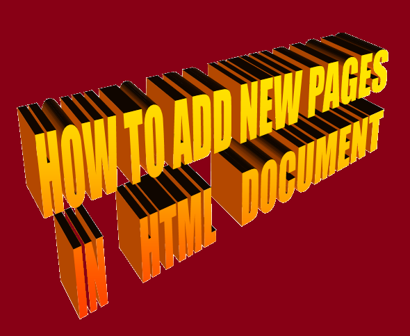 http://www.wikigreen.in/2020/05/html-editing-how-to-add-new-page-in.html