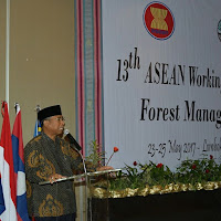 Delegasi ASEAN Tertarik Pola KPH NTB  Mataram