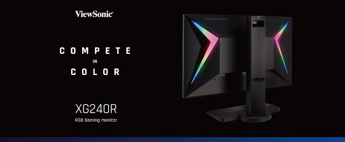 ViewSonic to Unveil XG240R at ESGS 2018