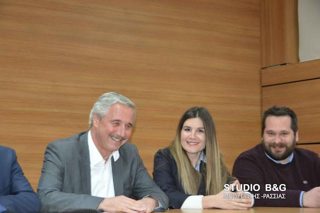 Πραγματοποιήθηκε η προσυνεδριακή σύσκεψη του Κινήματος Αλλαγής στο Άργος
