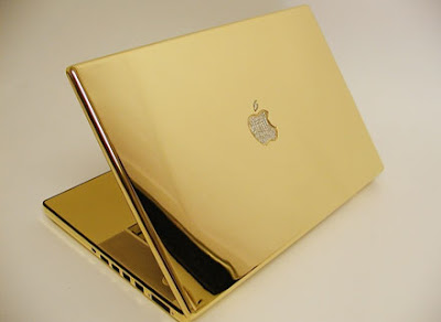 Creative Golden Gadgets and Cool Gold Gadget Designs (15) 1