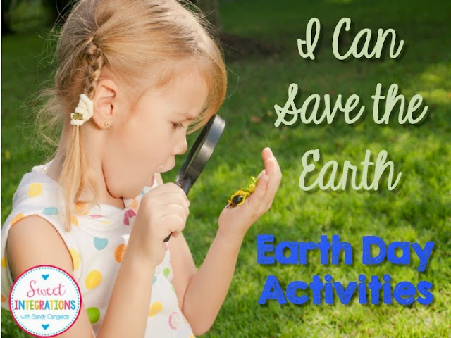 In this blog post, I've provided 6 different outdoor activities for Earth Day.