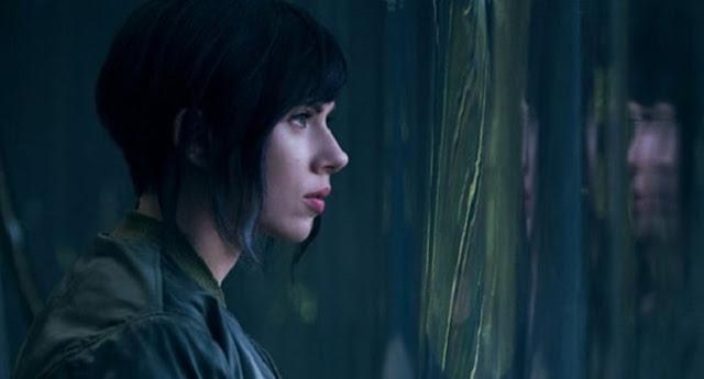 Scarlett Johansson Filmleri - Kabuktaki Hayalet - Kurgu Gücü
