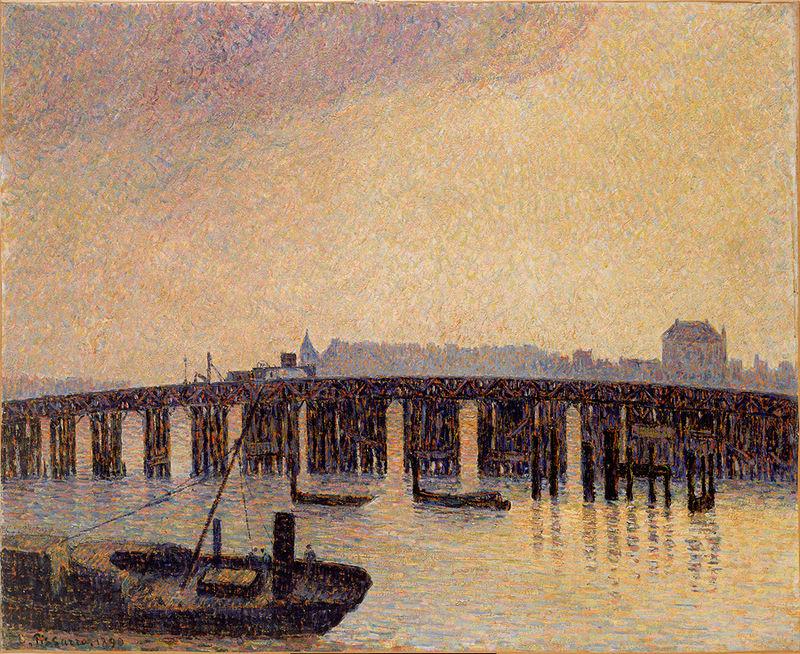 Camille Pissarro (10 July 1830 – 13 November 1903)