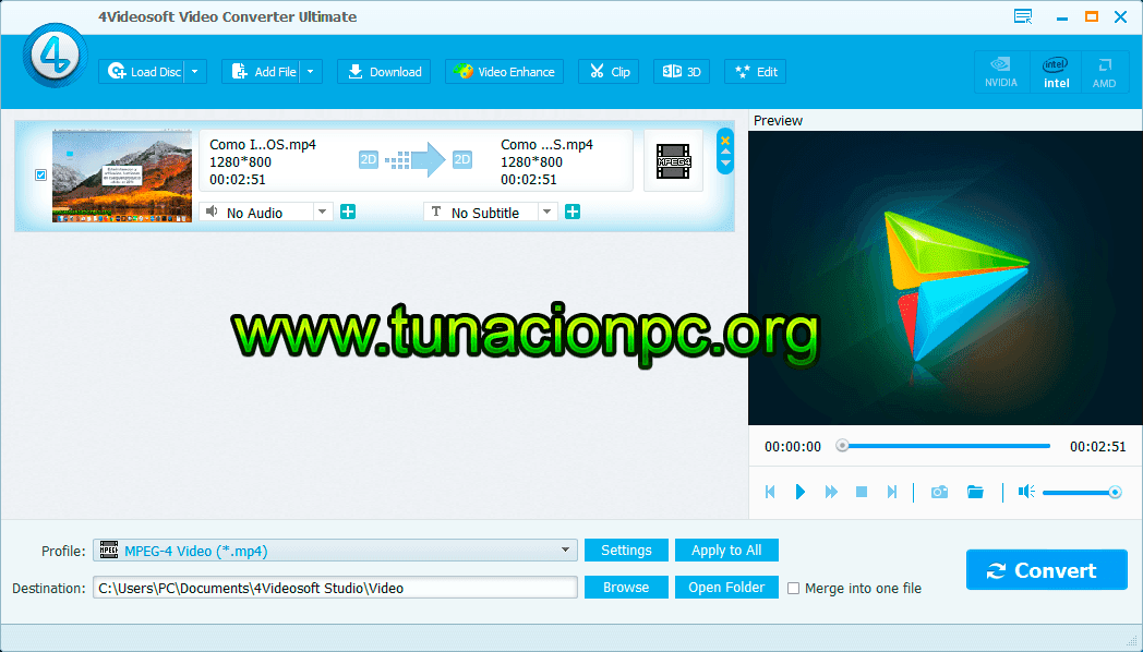 Descargar 4Videosoft Video Converter Ultimate Full