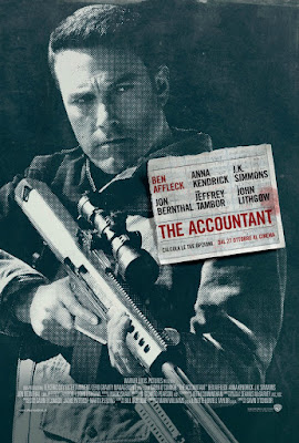 The Accountant Poster Ita