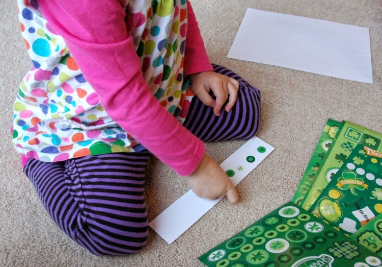 St. Patrick's Day Theme- Weekly Homeschool Preschool