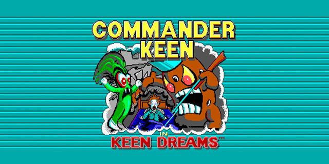 Commander Keen in Keen Dreams - Nintendo Switch Let's Play!