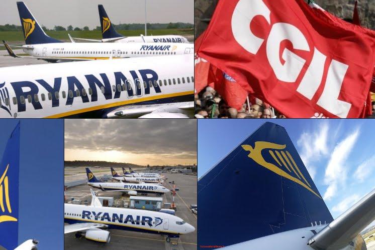 Sciopero RyanAir: Il più grande sciopero della storia di Ryanair venerdì 28 settembre