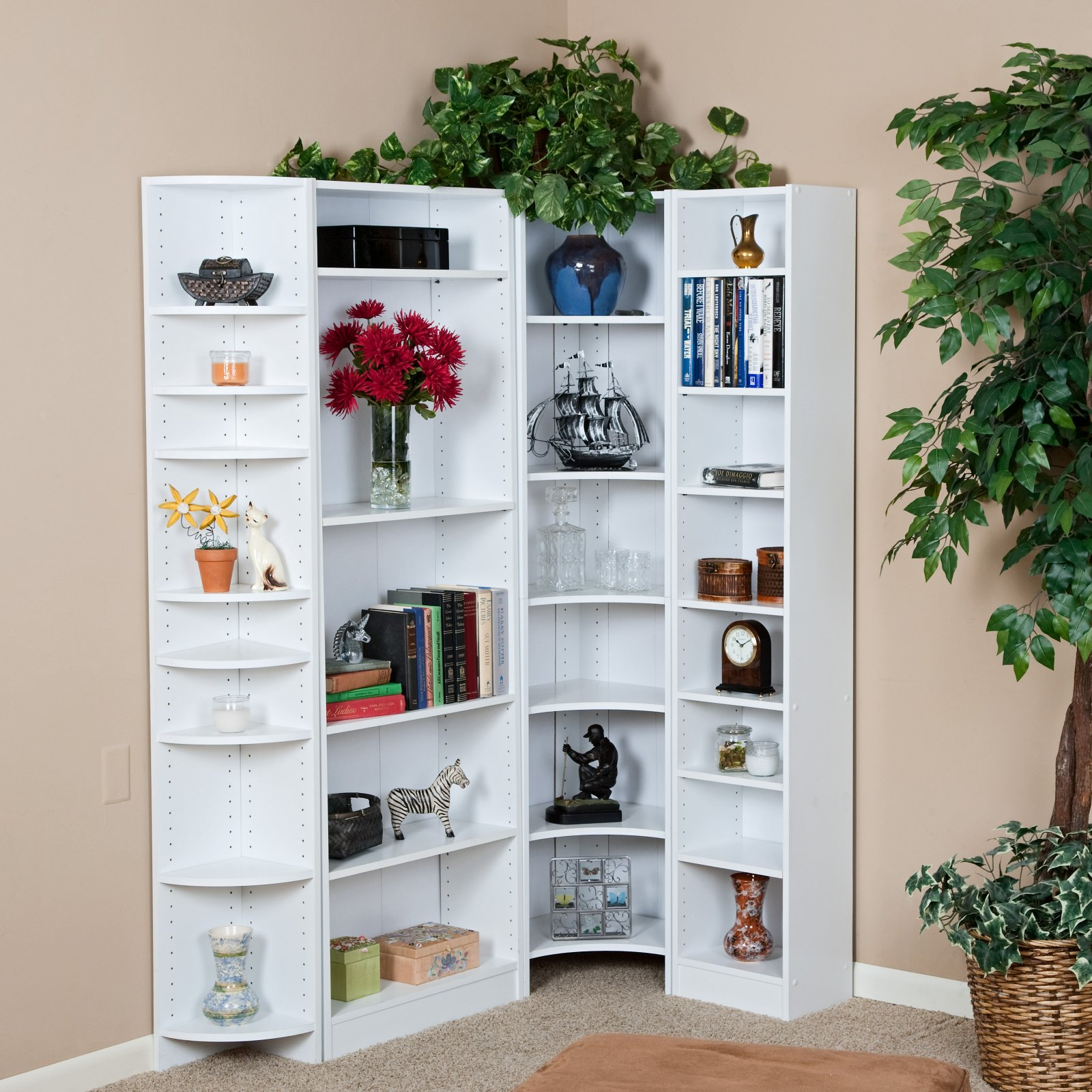 Creative%2BSmall%2BCorner%2BWall%2BCabinets%2B%252820%2529 35 Inventive Small Nook Wall Cupboards Interior