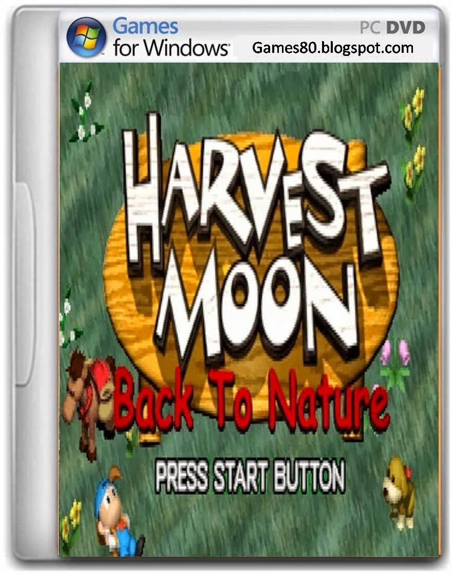 Harvest Moon Back To Nature - PC Game Free Download - YouTube